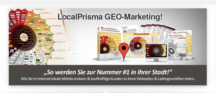 Tobias Knoofc - Local Prisma GEO Marketing