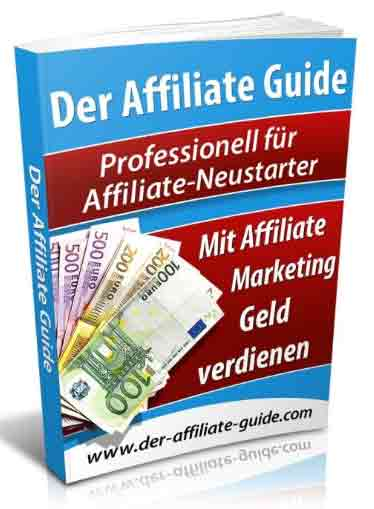 Satte Provisionen mit Affiliate-Marketing