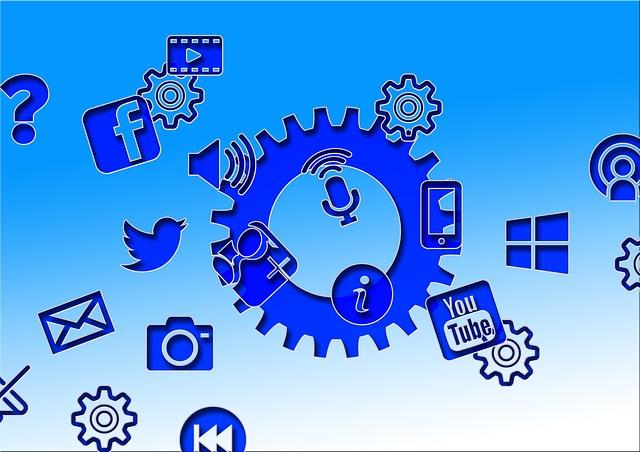 Automatische Prozesse Social Media Netzwerke