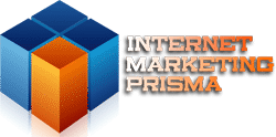 IMP – Internet Marketing Prisma – Mobile Retina Logo