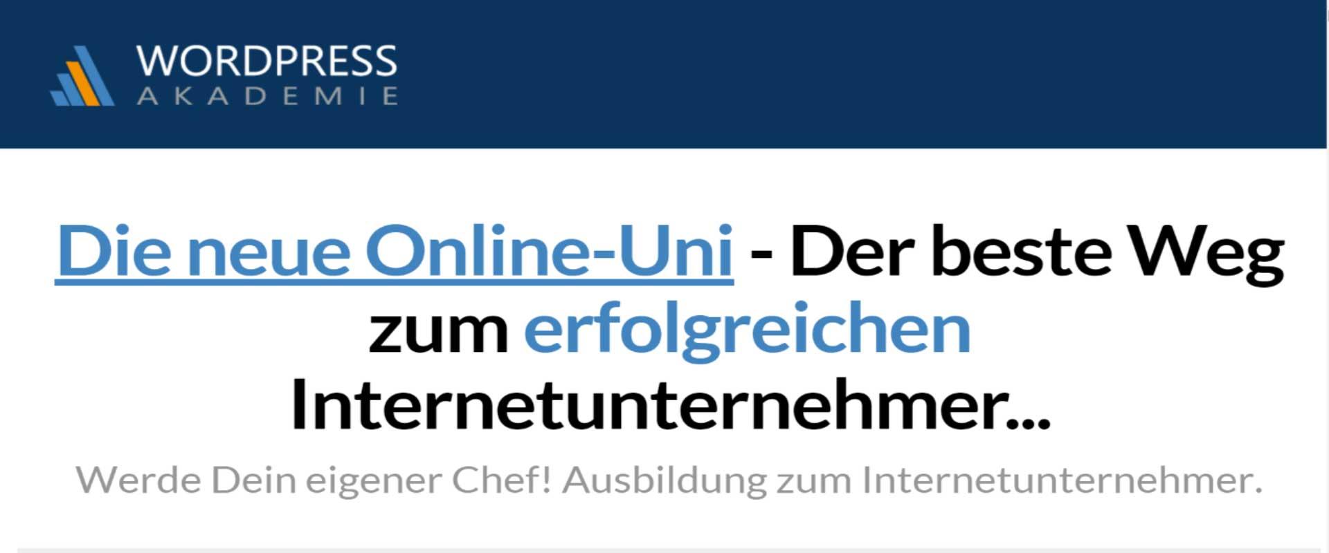 WP-Uni - Werner Langfritz